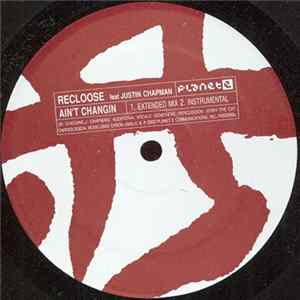 Recloose Feat Justin Chapman - Ain't Changin download