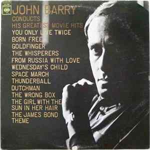 John Barry - John Barry Conducts His Greatest Movie Hits download