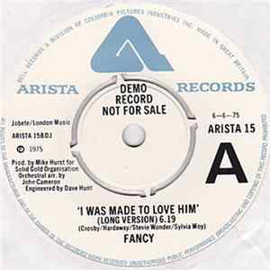 Fancy - I Was Made To Love Him (Long Version) download