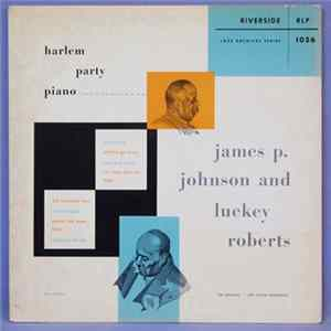 James P. Johnson, Luckey Roberts - Harlem Party Piano download