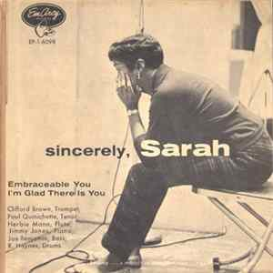 Sarah Vaughan - Sincerely, Sarah download