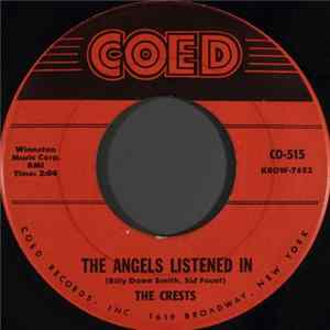 The Crests - The Angels Listened In / I Thank The Moon download
