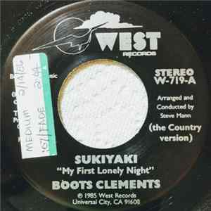 "Boots Clements - Sukiyaki ""My First Lonely Night"" / The Other Side Of Love download"