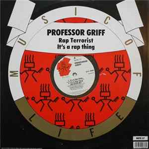 Professor Griff - It's A Rap Thing download