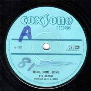Ken Boothe / The Soul Brothers - Home Home Home / Windel download