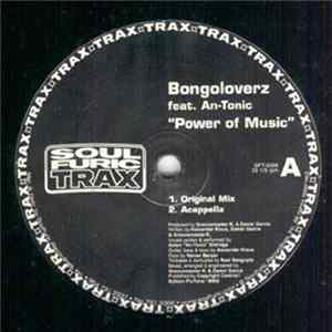 Bongoloverz Featuring An-Tonic - Power Of Music download