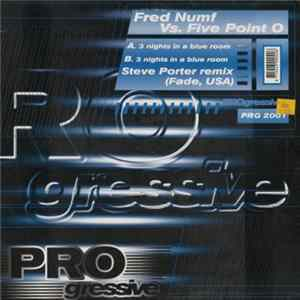 Fred Numf vs. Five Point O - 3 Nights In A Blue Room download