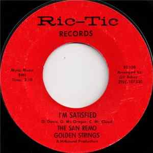 The San Remo Golden Strings - I'm Satisfied / Blueberry Hill download