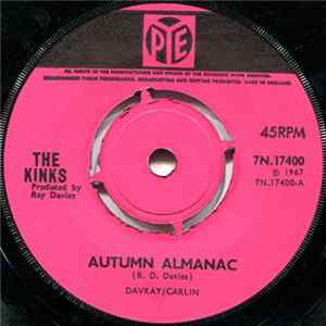 The Kinks - Autumn Almanac download