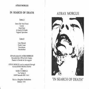 Atrax Morgue - In Search Of Death download