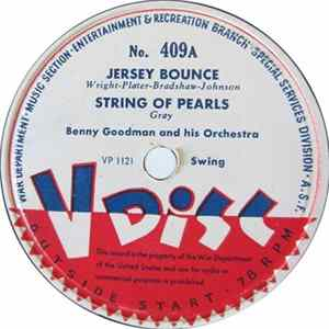 Benny Goodman And His Orchestra / Jimmy Dorsey And His Orchestra - Jersey Bounce / String Of Pearls / Long John Silver download