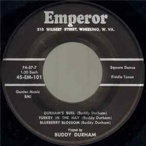 Buddy Durham - Square Dance Fiddle Tunes download