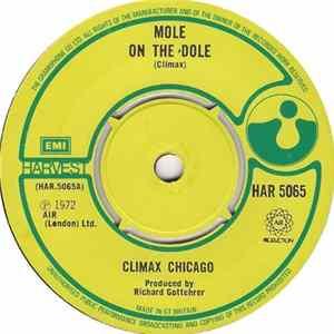 Climax Chicago - Mole On The Dole download
