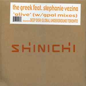 The Greek Featuring Stephanie Vezina - Alive download